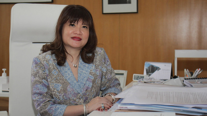 CEO Sintesa Group Shinta Widjaja Kamdani