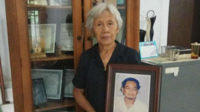 Sorot 20 tahun Reformasi - Sumarsih, ibu dari mahasiswa Universitas Atma Jaya Bernardus Realino Norma Wirawan