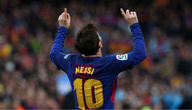 Gol Messi Bawa Barcelona Taklukkan Atletico Madrid