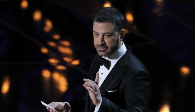 Host Piala Oscar 2018 Jimmy Kimmel
