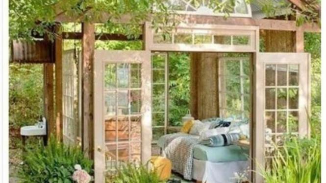 Kamar di alam terbuka