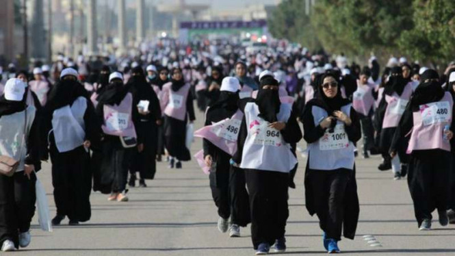 Al-Ahsa Run 2018.