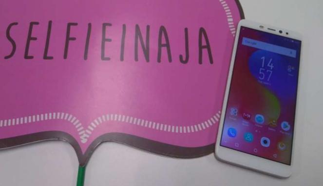 Smartphone Infinix S3.