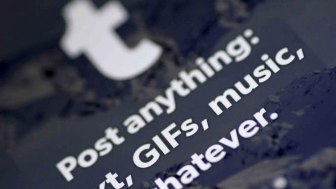 Media sosial Tumblr.