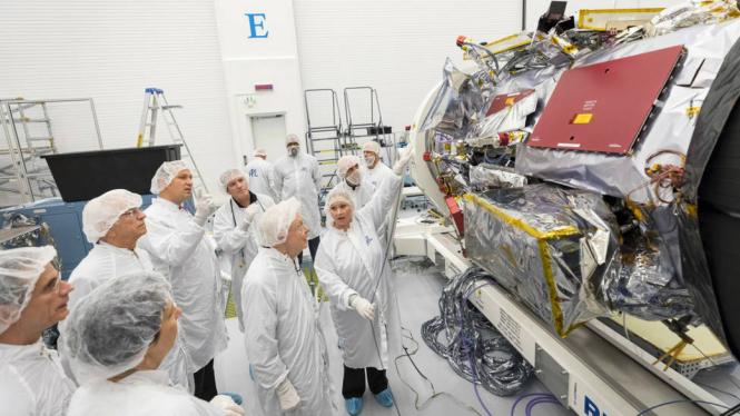 Wahana Parker Solar Probe