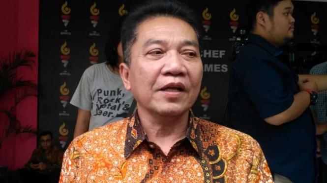 Sekjen PP PBSI, Achmad Budiharto