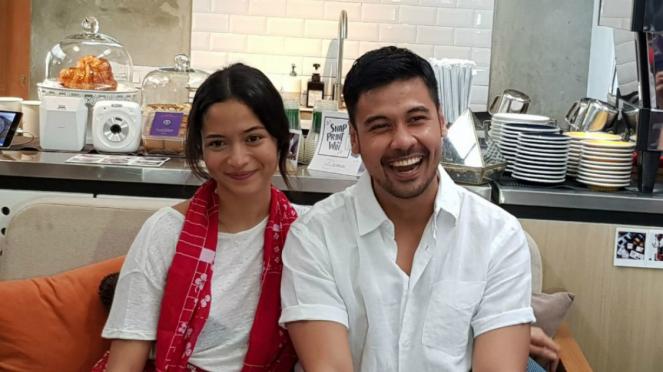 Putri Marino dan Chicco Jerikho