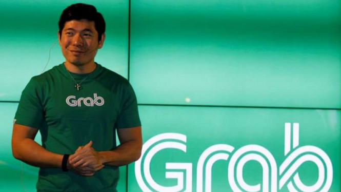 CEO Grab Anthony Tan.