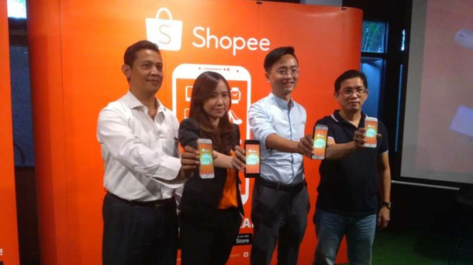 E-Commerce Shopee.