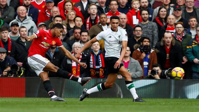 Duel Manchester United vs Liverpool bakal tersaji di International Champions Cup.