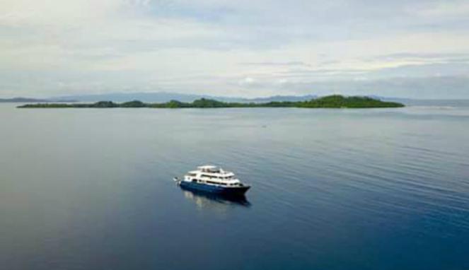 Wisata Halmahera Maluku Utara begitu menggoda turis Eropa