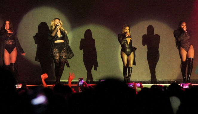 Konser Fifth Harmony