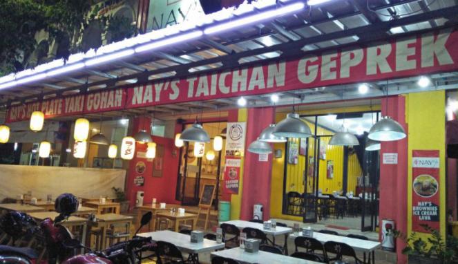 NAYs Yaki Gohan, Grand Galaxy City, Bekasi Selatan.