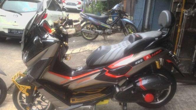 Aksesori Yamaha NMAX