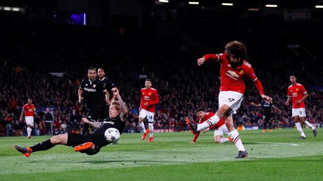 Pertandingan Manchester United vs Sevilla