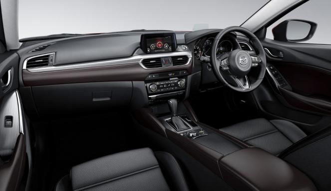 Interior Mazda6 Estate
