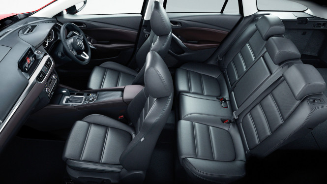 Interior mobil. Foto ilustrasi.