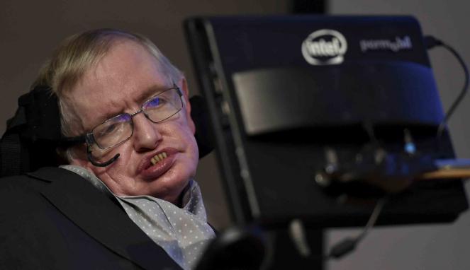 Ahli Fisika dan Kosmologi, Stephen Hawking Meniggal Dunia