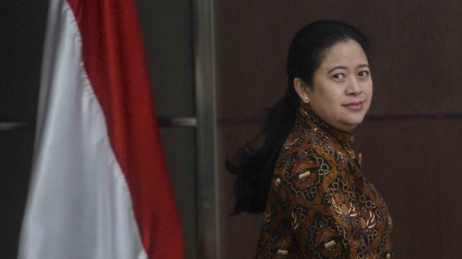 Menko PMK, Puan Maharani bersiap memimpin rapat tingkat menteri di Jakarta