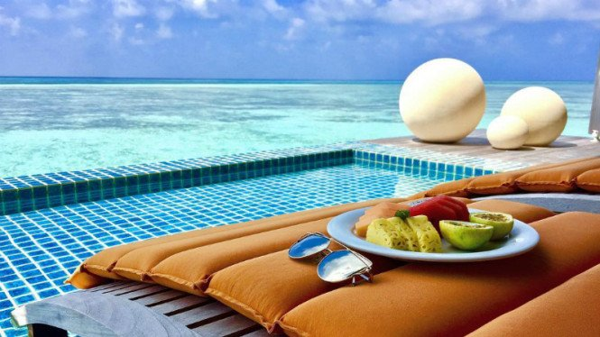 Club Med Finolhu Maldives.