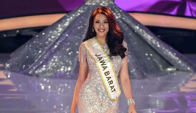 Miss Indonesia 2018, Alya Nurshabrina