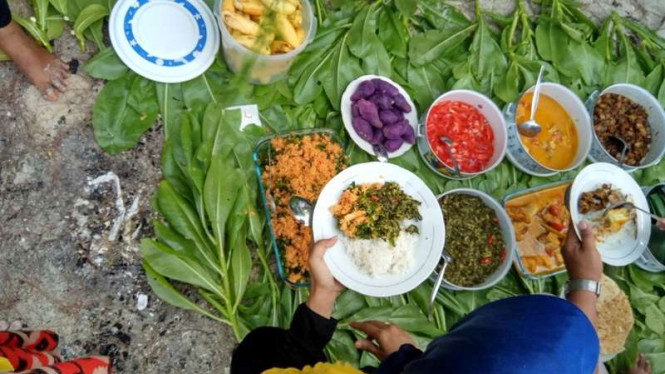 Orang Kei Maluku Jarang Menderita Asam Urat Karena Ini