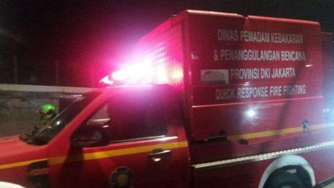 Mobil pemadam kebakaran/Ilustrasi.