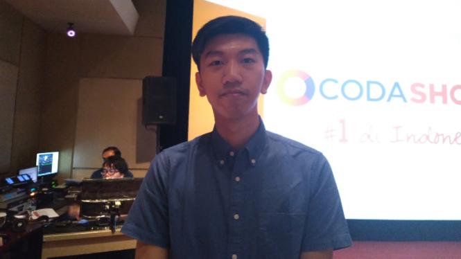 Community Manager grup EVOS esport, Yansen Wijaya