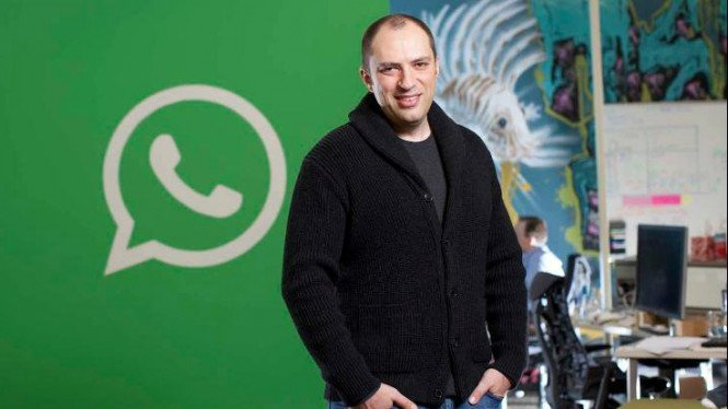Pendiri WhatsApp, Jan Koum