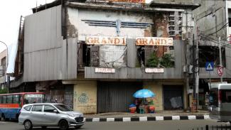Bioskop Mulia Agung dan Grand Senen Kini