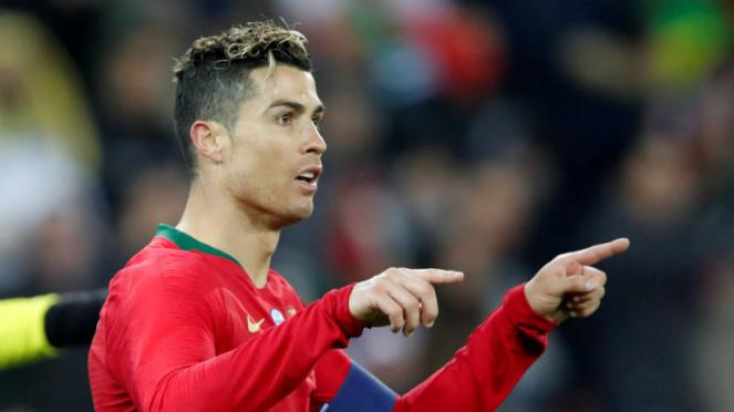 Kapten Timnas Portugal, Cristiano Ronaldo
