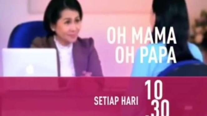 Oh Mama oh Papa ANTV.