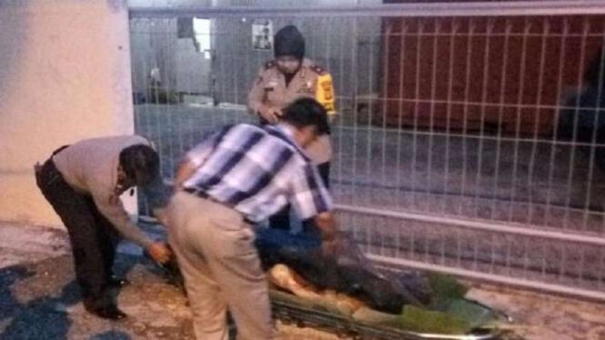 Korban pembunuhan di Ciliwung, Depok