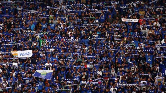 Bobotoh Persib Bandung.