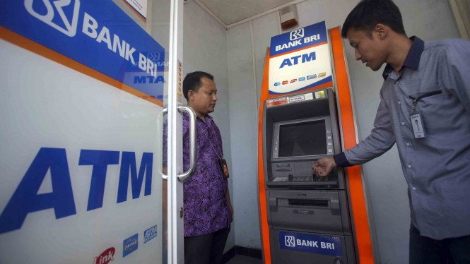 Anjungan Tunai Mandiri (ATM) Bank BRI