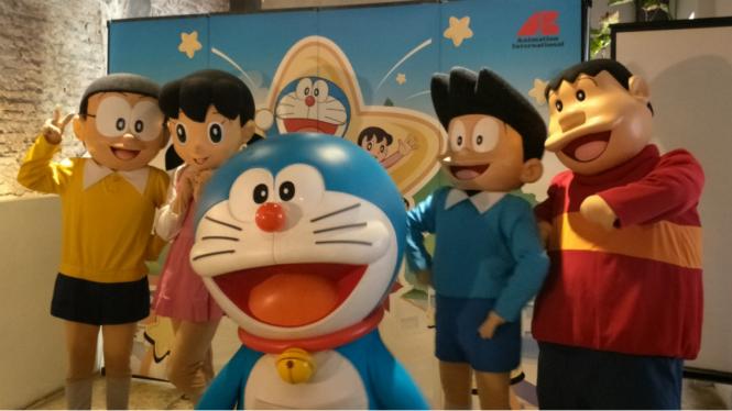 Karakter Doraemon