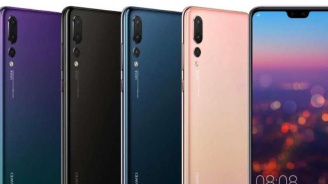 Huawei P20 dan P20 Pro.