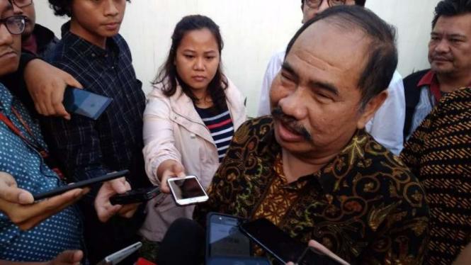 Kepala PPATK Kiagus Ahmad Badaruddin.