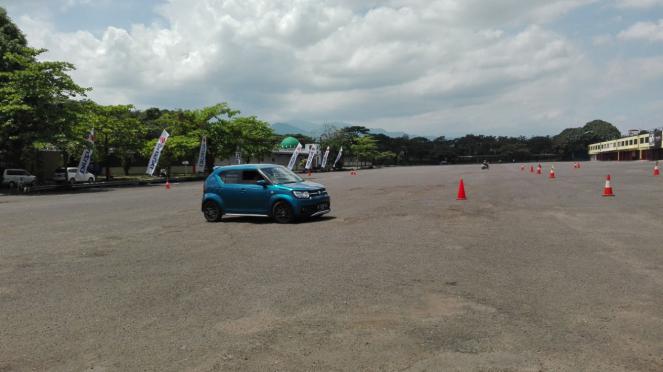 Acara Suzuki Safety Driving Course 2018