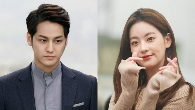 Kim Bum dan Oh Yeon Seo