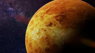 Planet Venus.