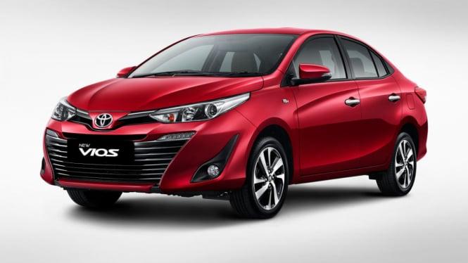 New Toyota Vios 2018