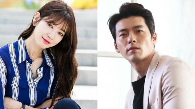 Park Shin Hye dan Hyun Bin