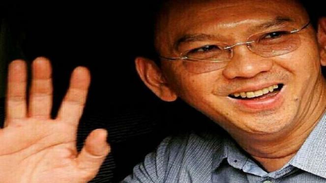 Basuki Tjahaja Purnama alias Ahok.