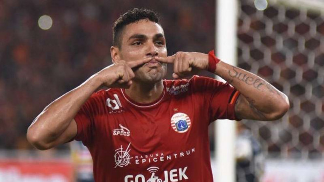 Pemain belakang Persija Jakarta, Jaimerson da Silva
