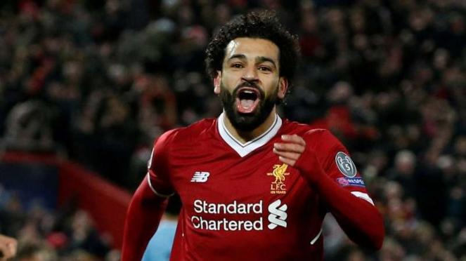 Bintang Liverpool, Mohamed Salah