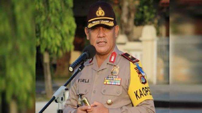 Kapolda NTB Brigjen Firli jadi Deputi Penindakan KPK