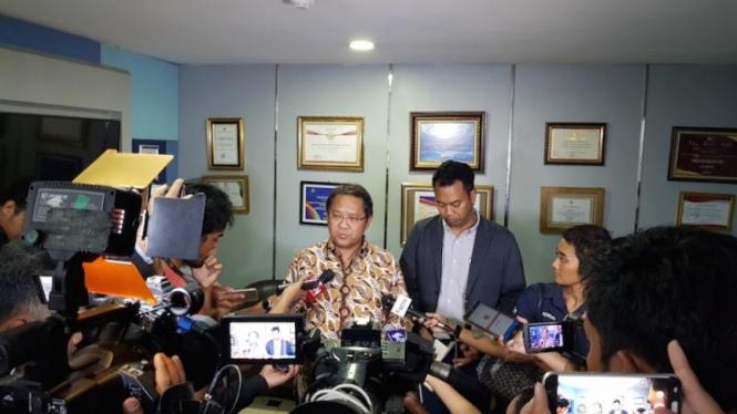 Pertemuan Kominfo dan Facebook Indonesia.