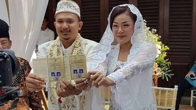 Chef Aiko menikah