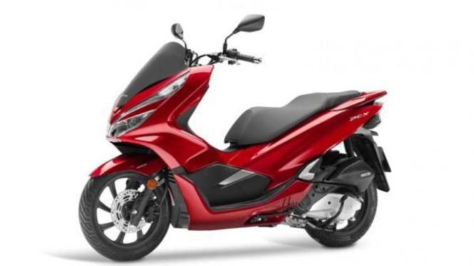 Honda Resmi Luncurkan Pcx 125 Berapa Harganya Viva